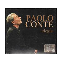 Paolo Conte CD Elegia - Digipack / Atlantic Sigillato  5050467575929