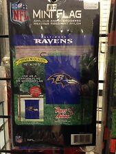 Baltimore Ravens Mini Flag