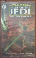 Star Wars: Dark Lords Of The Sith #1 - Bagged & Sealed With Card - Comic Book