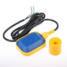 AC 220V 4A Float Switch Water Level Control Sensor with 2M Cable for Tank Pump
