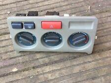 Land Rover 1998 Freelander Heater Control Panel
