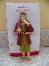 Hallmark 2013 Bilbo Baggins The Hobbit Christmas Ornament