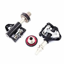 """Wellgo QRD-II MG-8 9/16"""" Quick Release Magnesium Road Bicycle Clipless Pedal s"""
