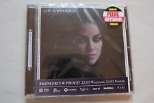 Amy Macdonald - Under stars PL CD NEW SEALED Polish Release