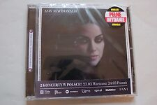 Amy Macdonald - Under stars PL CD NEW SEALED Polish Release