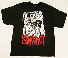 SLIPKNOT BOY T-shirt Vampire Choir Alter Boy Tee Adult XL Black 100%Cotton New