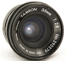 "12-BLADE TAMRON 35MM F2.8 M42 lens fit CANON NIKON PENTAX SONY ""IDEAL FOR VIDEO"""