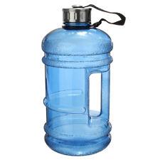 2.2L Large BPA Free Sport Gym Training Drink Water Bottle Kettle Camping Jug