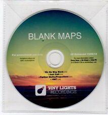 (DQ379) Blank Maps, We Go Way Back - 2012 DJ CD