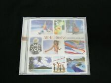 NEW All Inclusive Paradise Party Mix CD Summer Beach Island Style Music Songs