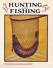 Fly Fishing Magazine Cover Poster Art St Croix Shakespeare Fly Rods  Reels MAG11