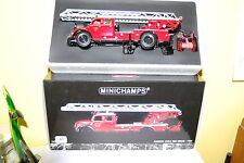 MINICHAMPS MAGIRUS 6500S FIRE ENGINE DE1954 NEUF/BOITE NEW/BOX