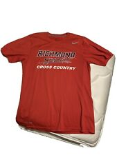 Richmond Spiders Cross Country Nike Running Shirt Red Athletic