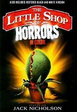 Little Shop of Horrors 0844503000552 With Jack Nicholson DVD Region 1