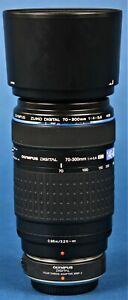 Olympus Zuiko 70-300mm f/4.0-5.6 ED Lens For Four Thirds