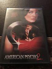 Dvd - American Psycho 2 (2002, Widescreen) Rare & Oop