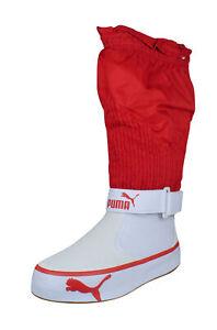 Puma Alee Gore Tex Mens Performance Sailing Boots 100% Waterproof Boat Deck Red