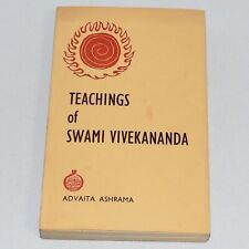 Teachings of Swami Vivekananda Fifth Edition Softcover 1971 Advaita Ashrama
