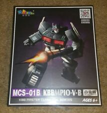 Optimus Prime KBB MP10-V-B Black Nemesis Masterpiece Transformer Kubianbao NEW!