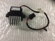 2011 VAUXHALL INSIGNIA HEATER BLOWER MOTOR FAN RESISTOR 15141283