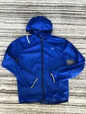 Kalenji Decathlon Blue Lightweight Run Jacket Age 14 Eclipse