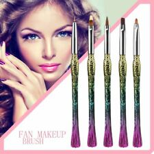 2018 Fashion Mermaid Tail UV Gel Nail Art Brushes Polish Painting Pen New