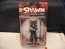 """SPAWN Dark Ages Series 19 The samurai Wars LOTUS ANGEL WARRIOR 6"""" Action Figure"""