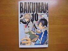 BAKUMAN Vol.10 Manga Jump Comic Book Japanese original version