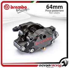 Brembo Racing pinza freno posteriore con pistoni in titanio CNC P2 30 INT 64mm