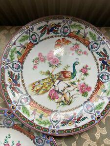 oriental decorative plate