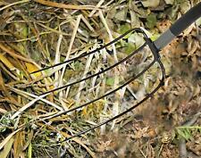 Fiskars Dunggabel, Mist- und Heugabel mit 4 Zinken, Länge 137 cm, 1001695