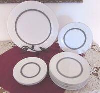 Platinum Dynasty 1 Dinner, 6 Salad Plates and 2 B&B Plates Excellent! 448*