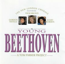 THE NEW LONDON CHORALE : THE YOUNG BEETHOVEN / CD - TOP-ZUSTAND