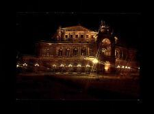 Dresden Sachsen DDR Postkarte Semperoper Oper Foto-Aufnahme von Dieter Krull