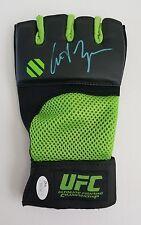 Cat Zingano Autographed Signed MMA UFC Open Palm Glove JSA