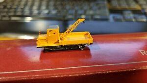 Railex N5560 Rottenkraftwagen gelb Spur N
