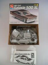 amt Ertl Bausatz 6467 1965 Ford Galaxie 500 XL 1:25 (4385)