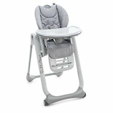 Chicco 08079204340000 Polly 2 Start Happy Silver Seggiolone