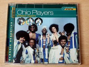 Ohio Players/Street Party/1999 CD Album
