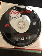 Sleepy Hollow DVD AWESOME! Disc Only