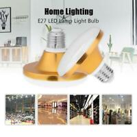 E27 LED Light Bulb AC 220V Flat UFO Lamp Home Lighting Energy Saving Spotlight