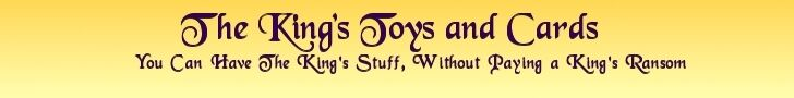 The King's Toys and Cards
