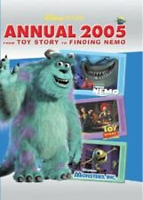 Disney Pixar Annual 2005 : (Annual) Hardback Book The Cheap Fast Free Post