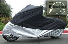 Motorcycle Cover Harley Sportster XR1200X. w/Cable XL