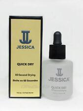 Jessica Cosmetics Treatment- QUICK DRY - 0.5oz / 14.8ml