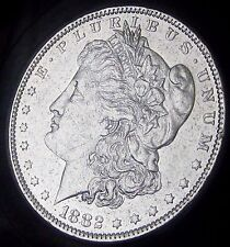 1882-O MORGAN DOLLAR - ALMOST UNCIRCULATED - FAST SHIPPING - FAST COIN DELIVERY!