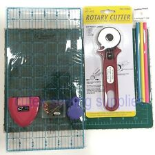 Patchwork Board Set - 7 Pc. Sewing & Quilting Tool Set
