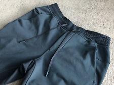 "Lululemon Men's Grid Tech Pant Small 29"" Green Dark Jogger Slim Active Gym"
