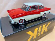 1/18 Ford Taunus 17m P2 rot/weiß 1957 KK Scale KKDC180271 lim. 1250 Stück OVP