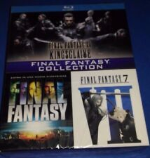 Universal Pictures Final Fantasy - 3 Movie Collection 0618080